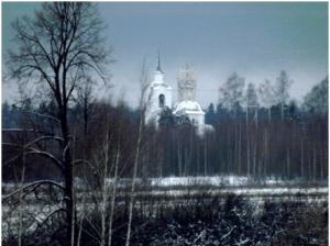 Поездка в село Милюково