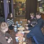Встреча молодежи-планы