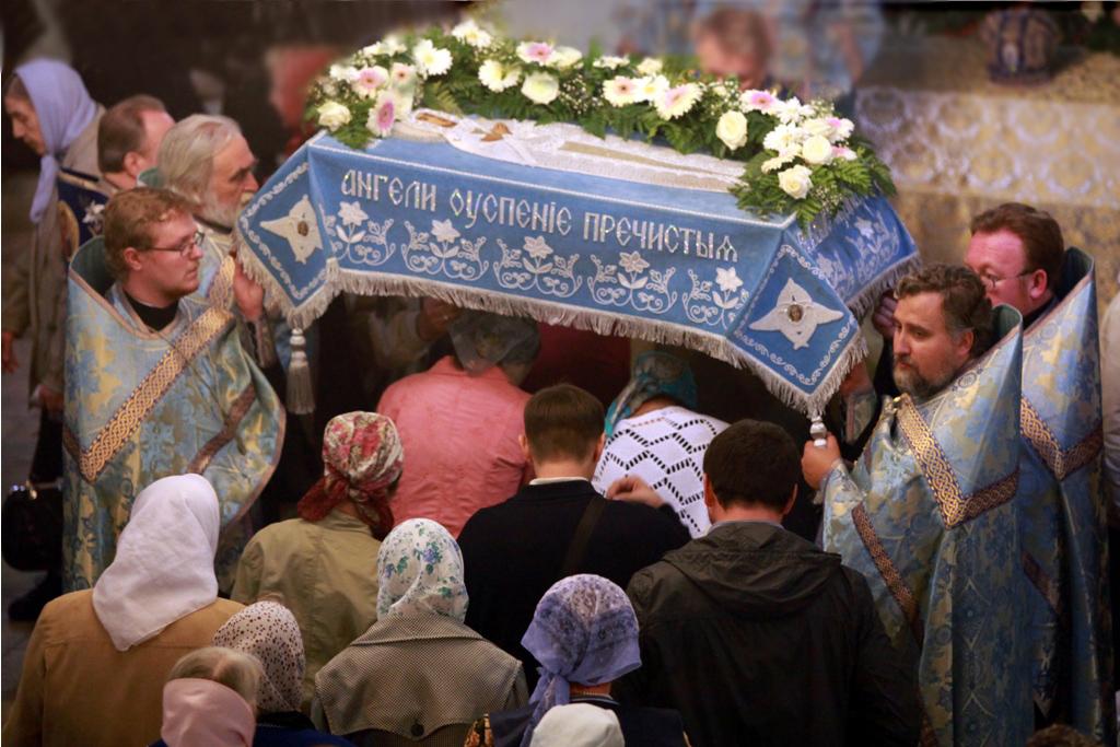 Чин Погребения (фотоотчет)