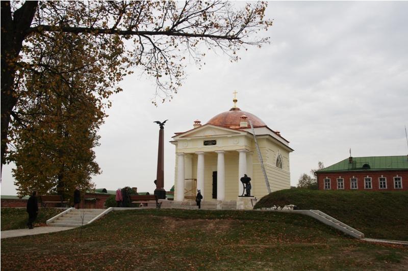 Паломническая поездка в Спасо-Бородинский монастырь