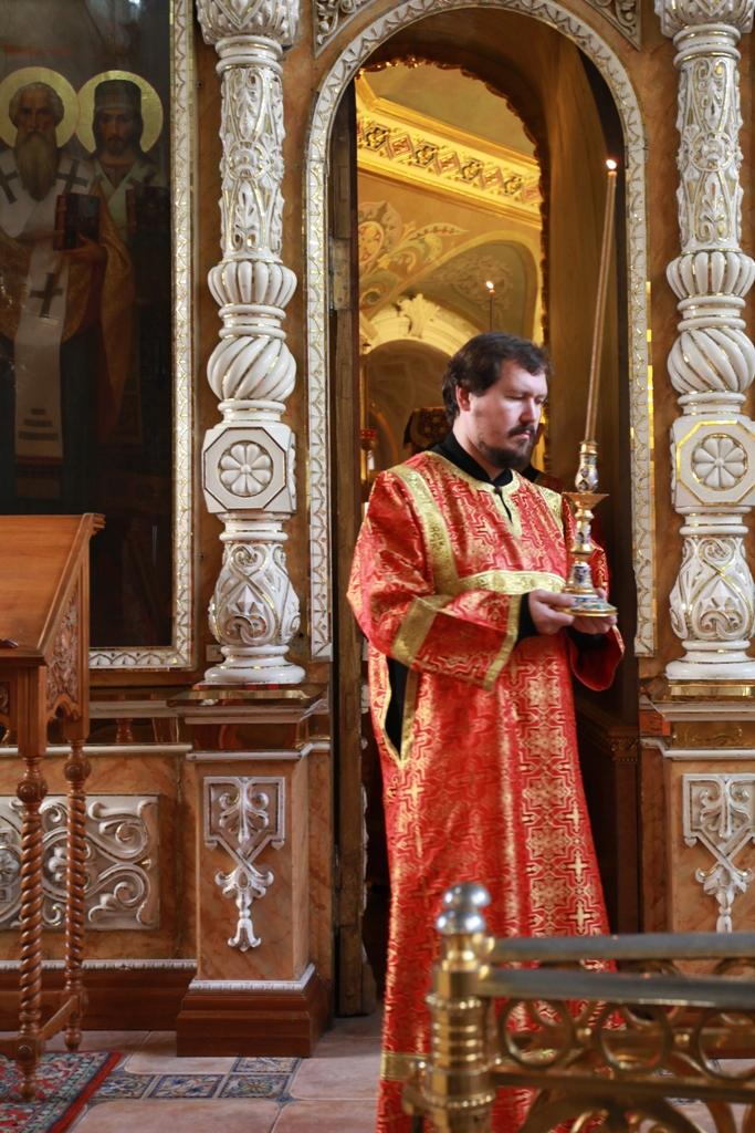 Фотографии праздника Воздвижения Креста Господня