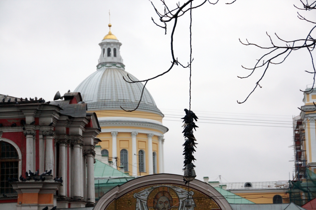 """Трезвый Петербург"""