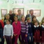 Поездка детей воскресной школы на выставку