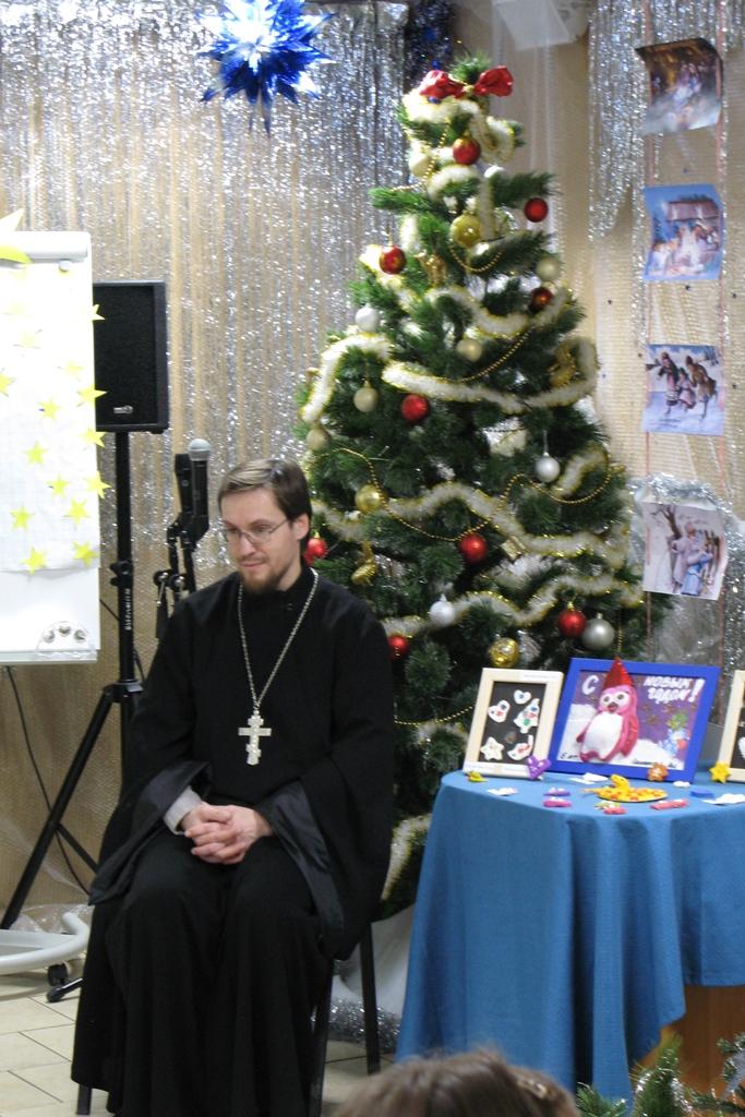 """Рождественские поздравления в ЦСПСиД """"Сокол"""""""