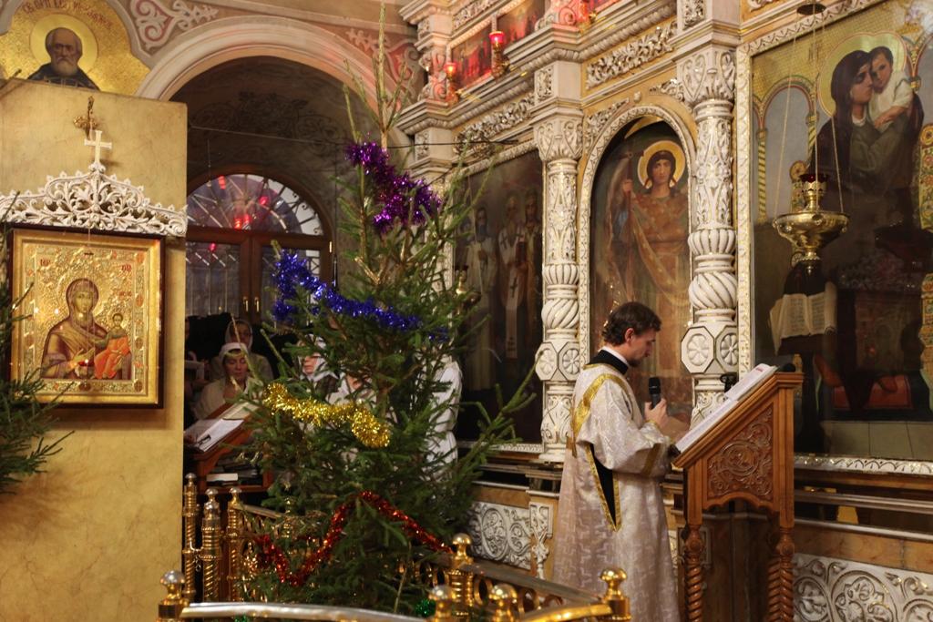 Рождественское Богослужение