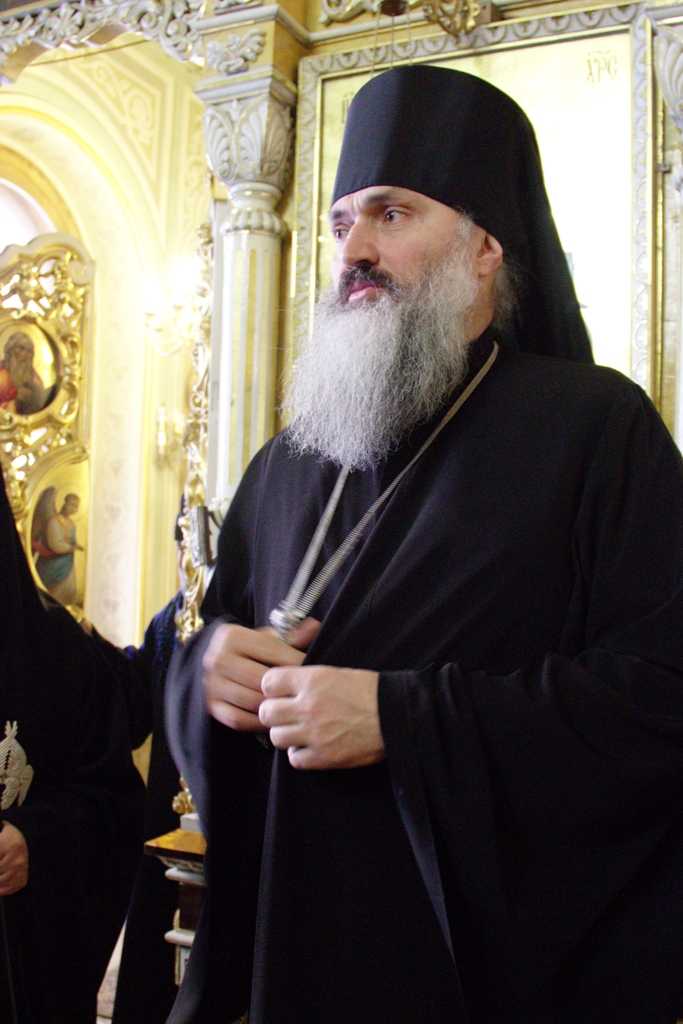 Визит Святейшего Блаженнейшего Каталикоса- Патриарха Грузии Илии