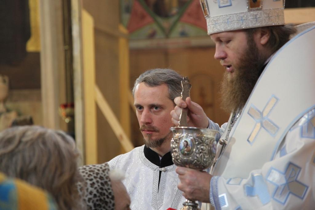 Престольный праздник святых Симеона и Анны