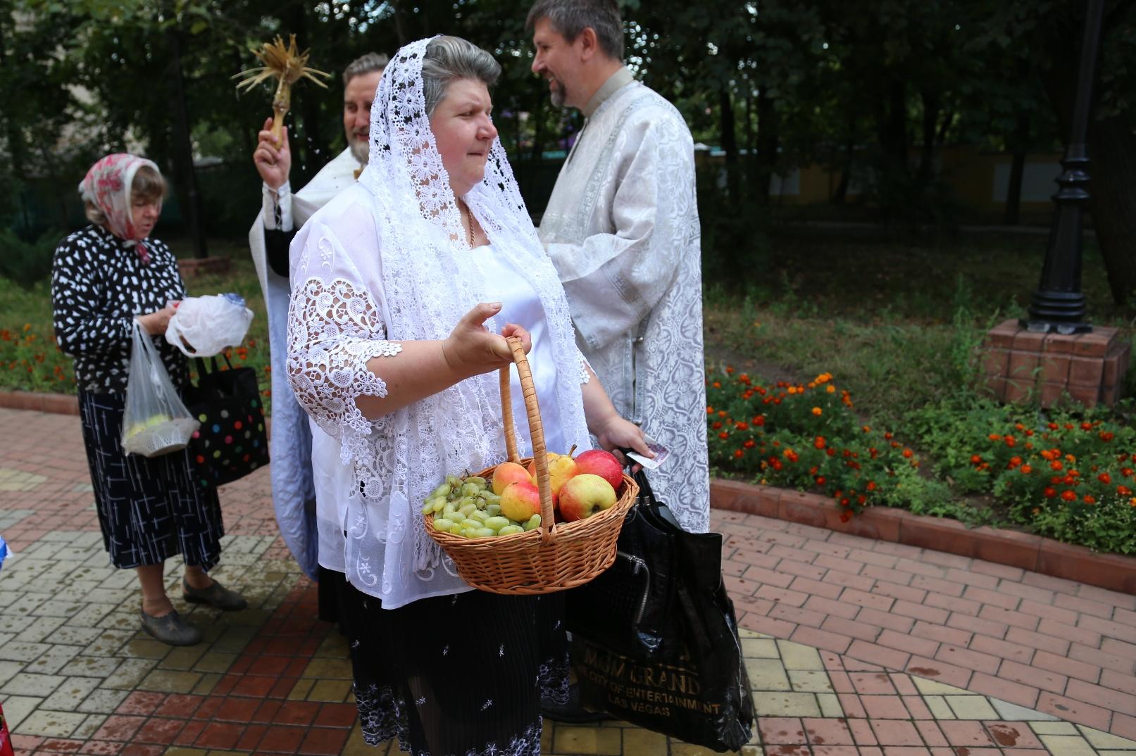 Праздник Преображения Господня. Фото.