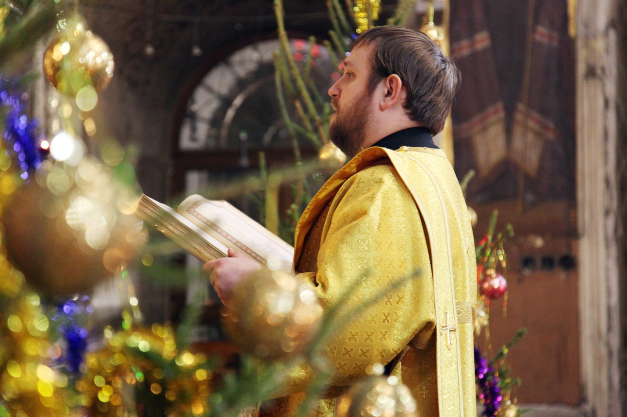Рождество Христово. Фотографии Богослужения