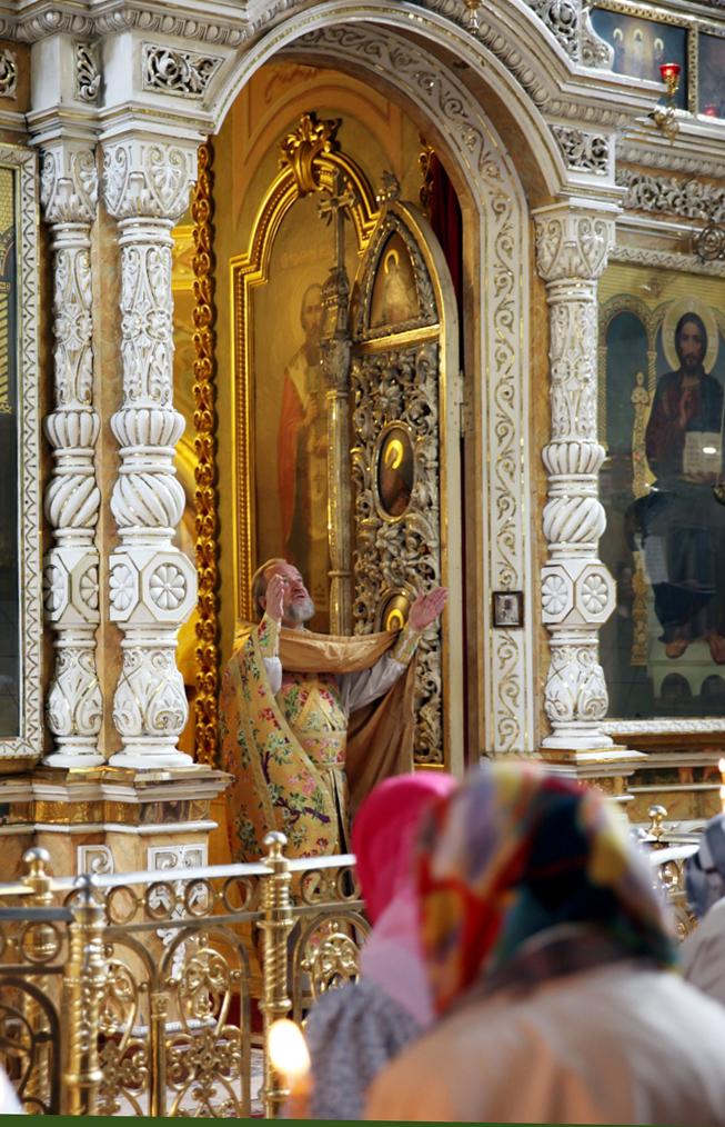 Фотографии праздника святых апостолов Петра и Павла