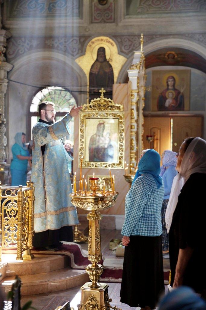 Праздник Успения Божией Матери. Фотогалерея
