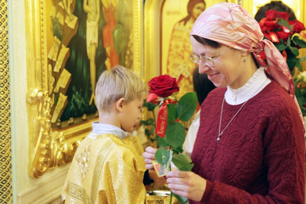 Поздравления с праздником жен мироносиц