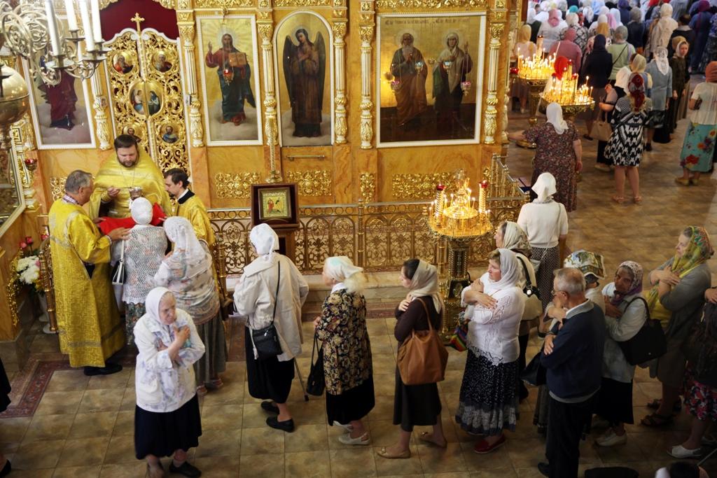 День памяти святых апостолов Петра и Павла. Фото