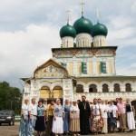 Паломническая поездка в Тутаев. Отчет