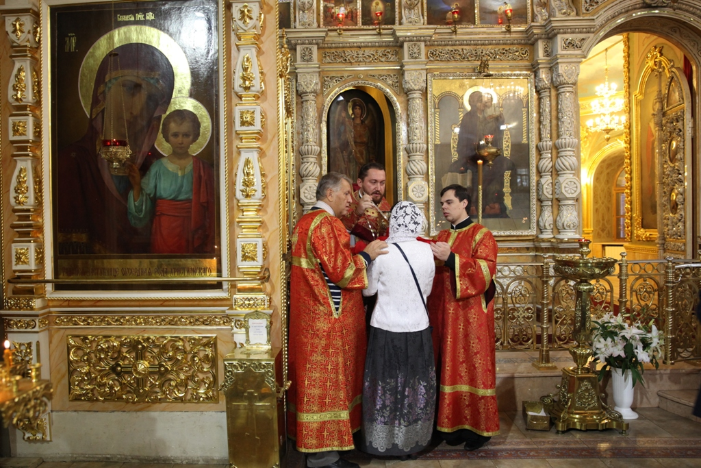 День памяти святых Веры, Надежды, Любови и Софии