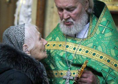 Годовщина смерти отца Валерия