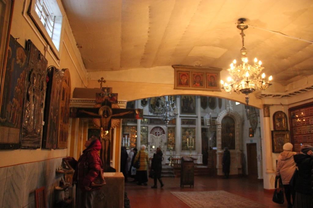 Фотоотчет о поездке, посвященной памяти свт. Афанасия(Сахарова)