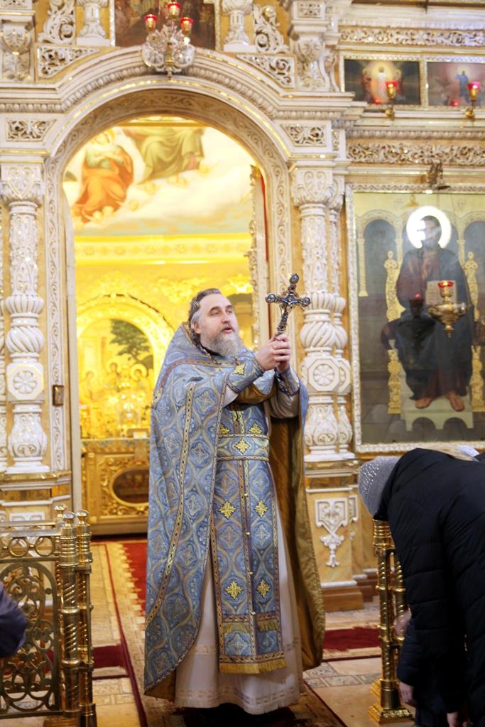 Праздник Введения во храм. Фото