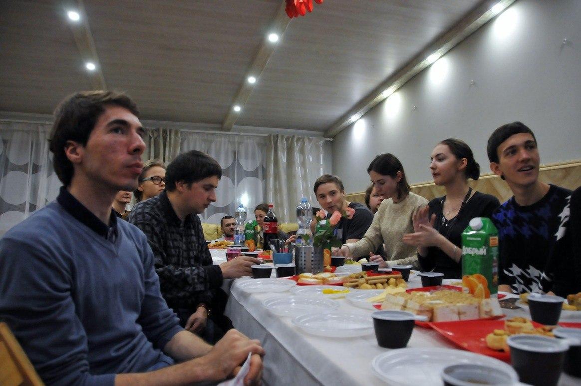 В воскресенье 4 декабря состоится встреча молодежи