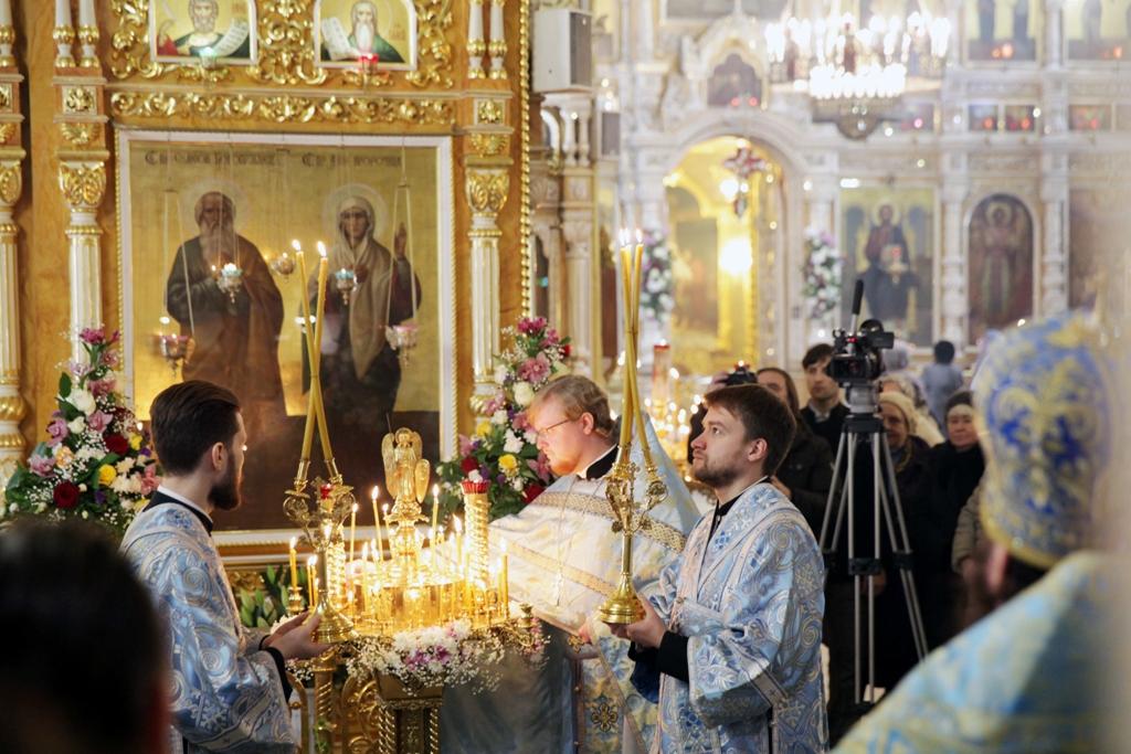 Молодежь храма приняла участие в фестивале Северного викариатства