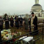 Духовенство и прихожане храма почтили память о. Бориса