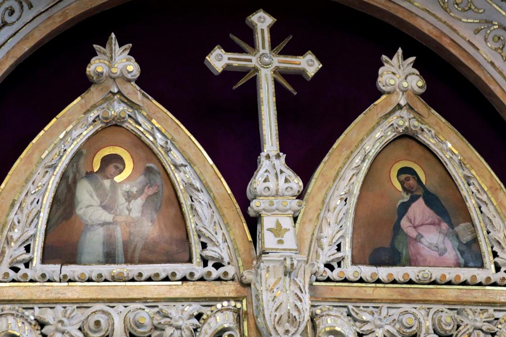 Праздник Благовещения. Литургия. Фото