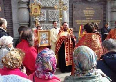 Состоялась паломническая поездка прихожан храма в Санкт-Петербург