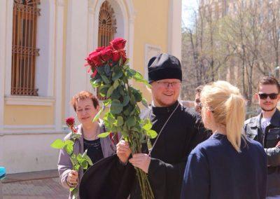 Праздник в день святых жен-мироносиц