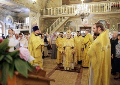 Праздник свв. апостолов Петра и Павла. Фото.