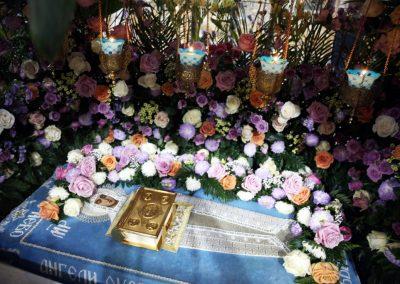Чин Погребения Божией Матери. Фото