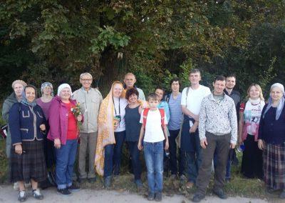 Пешее паломничество Хотьково -Троице-Сергиева Лавра