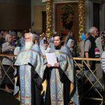 Клирики и прихожане нашего храма помолились у Донской иконы Божией Матери