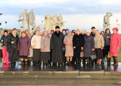 Состоялась паломническая поездка в Волоколамск