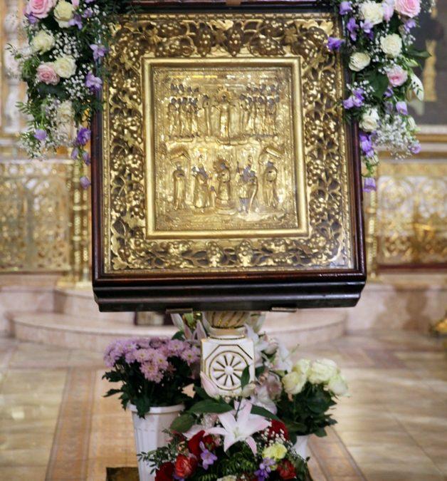 Праздник Покрова Божией Матери. Фотоотчет. Всенощное бдение