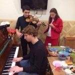Встреча молодежи храма с руководителем молодежного отдела