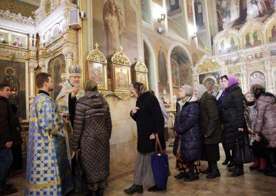 Праздник Введения во храм. Фото.