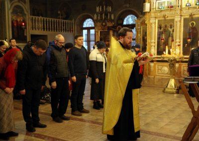 Молебны и чин обетов трезвости