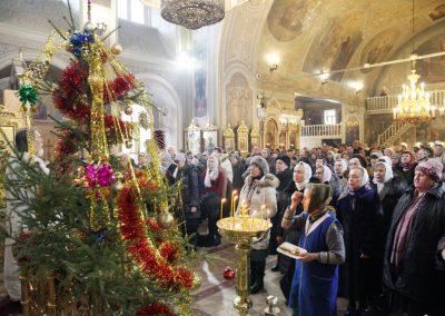 Праздник Богоявления. Фотоотчет