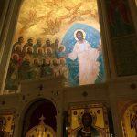 """""""Лествичники"""" в Новогоднюю ночь посетили Сретенский монастырь"""