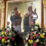 Расписание Богослужений на престольный праздник