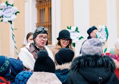 """Акция """"Белый цветок"""" глазами участников"""