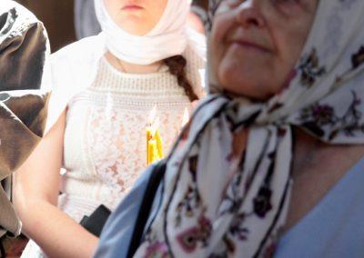 Праздник Вознесения Господня. Литургия. Фото