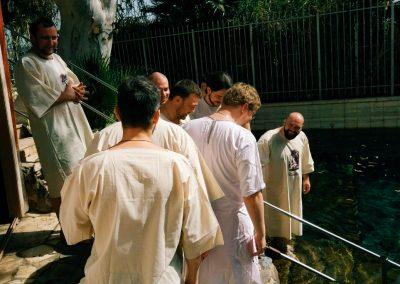 "Молодежная группа храма ""Лествица"" совершила паломничество на Святую Землю"
