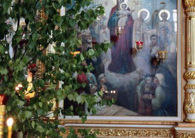 День Святой Троицы. Подготовка к празднику