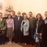 В Викариатской школе подготовки ведущих семейных клубов трезвости состоялись выпускные экзамены