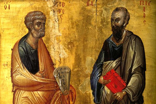 Праздник свв. первоверховных апостолов Петра и Павла