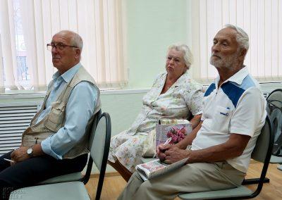 В городском методическом центре Департамента образования города Москвы прошла встреча со священником Алексием Авдюшко