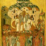 С праздником Воздвижения Креста Господня!