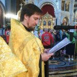 Молебен перед мощами свт. Спиридона