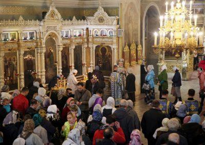 Праздник Покрова Божией Матери. Фотогалерея